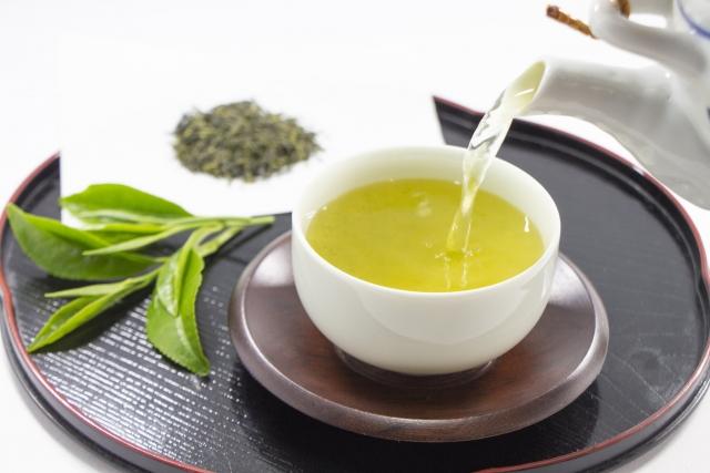 緑茶の効能、カテキンについて